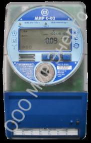Счётчики электрической энергии
