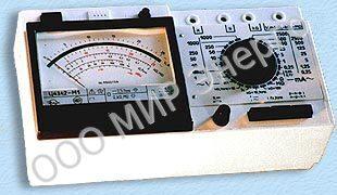 Ц4342м1 ц 4342 м1 тестер комбинированный прибор купить ц 4342м1