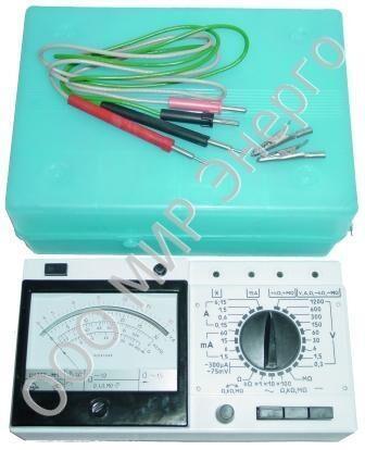 Прибор электроизмерительный многофункциональный типа Ц4352-М1 с автоматической защитой от электрических перегрузок...